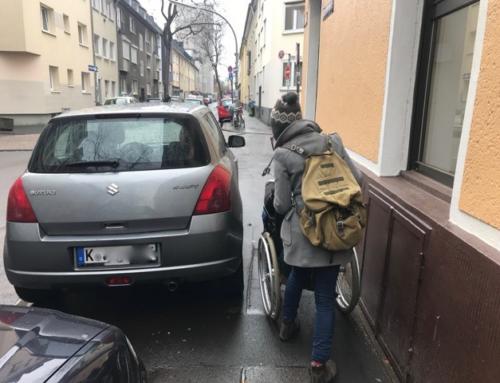 #gehwegfrei – Offener Brief