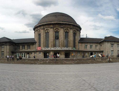 Fahrradstation BHF Köln Messe/Deutz
