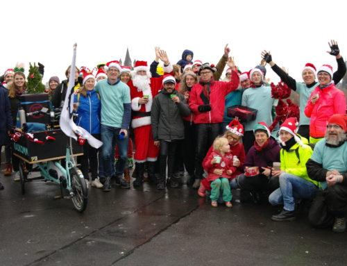 """In """"alter"""" Aufbruch Fahrrad Tradition: Der Mobile Weihnachtsbaum am 2. Advent"""