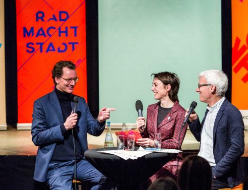 RADKOMM Quarterly mit NRW-Verkehrsminister und über 200 Gästen
