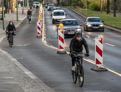 Offener Brief an Verkehrsminister: NRW-Initiativen fordern umgehend Corona-sichere Rad- und Gehwege