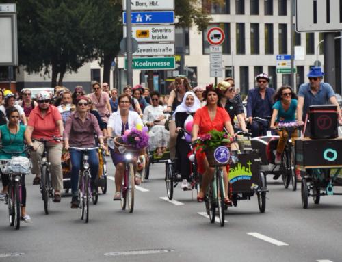 Fancy Women Bike Ride Köln am 20. September